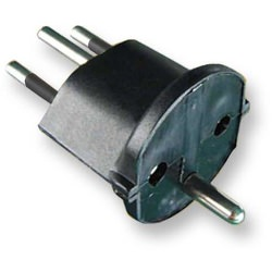 Schuko Fix-Adapter