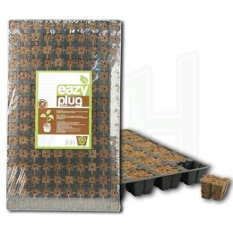 Eazy Plug®, Anzuchtwürfel 23 x 23 x 28 mm, (Tray à 150 Stk.)