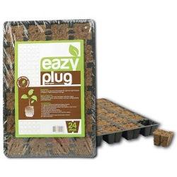 Eazy Plug, Anzuchtwürfel 35 x 35 x 30 mm, (Tray à 24 Stk.)