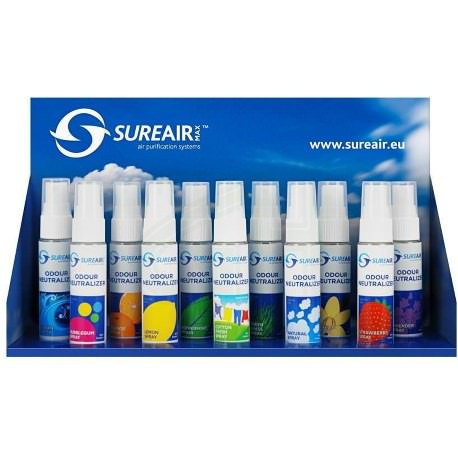 SureAir Spray 30ml Cotton Fresh