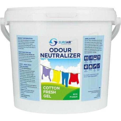 SureAir Gel 5 Liter Cotton Fresh