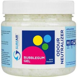 SureAir Gel 1 Liter Bubblegum