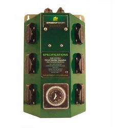 GreenPower Timerbox 6x600W 2x10A