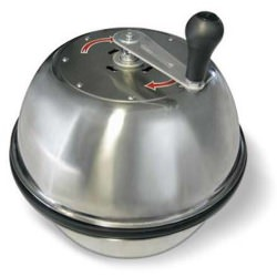 Bowl Trimmer Stainless Steel Dome