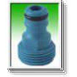 Gerätestecker Einsteckkupplung auf 3/4 Zoll A.G.