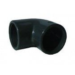 PVC-Winkel, 32 mm auf 32 mm
