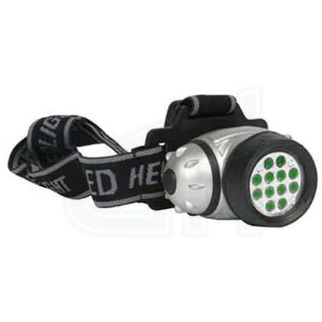 LED Headlight grün