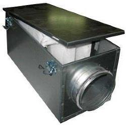 Pollenfilter-Box (125mm)