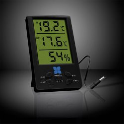 Thermo/Hygrometer XXL