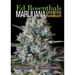 "Marijuana Growers Handbuch ""Ed Rosenthal"""