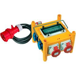 Kompakter Stromverteiler BSV 3/32 *CH*