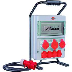 Tragbarer Stromverteiler BSV 4/32 FS *CH*