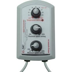 GSE EC- Temperaturregler mit Min/Max Begrenzung