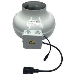 Rohrventilator EC-RVM-RFU 125