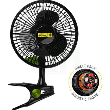 Clip fan 15cm 5W