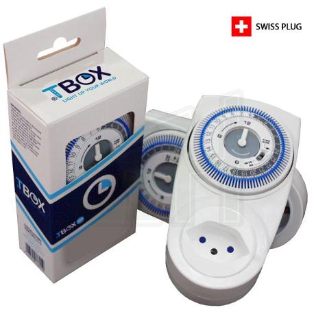 Mechanische Zeitschaltuhr Tbox