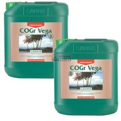 Canna Cogr Vega A&B (10 Liter)