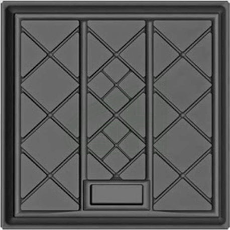 growTABLE square 0.8