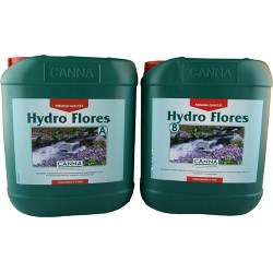 Canna Hydro Flores A&B (5 Liter)
