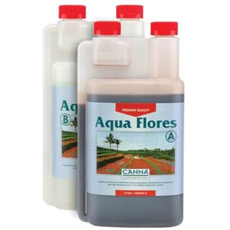 Canna Aqua Flores A&B (1 Liter)