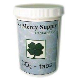 No Mercy CO2 Tabs (60 Stk.)