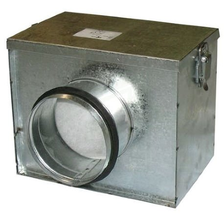 Luftfilter-Box (Ø125mm)