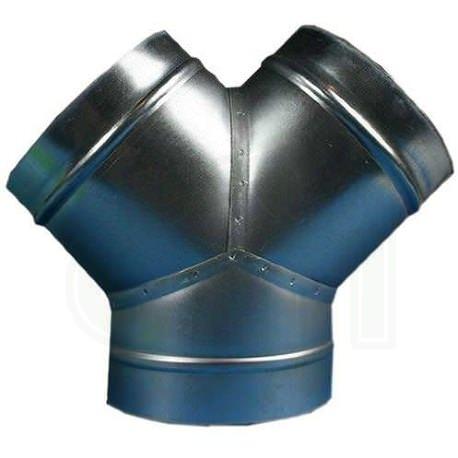 Y-Stück (Ø102mm)