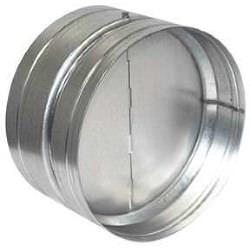 Rückstauklappe (Ø125mm)