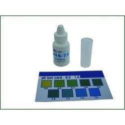 pH-Test-Kit fein,9 Farbstufen