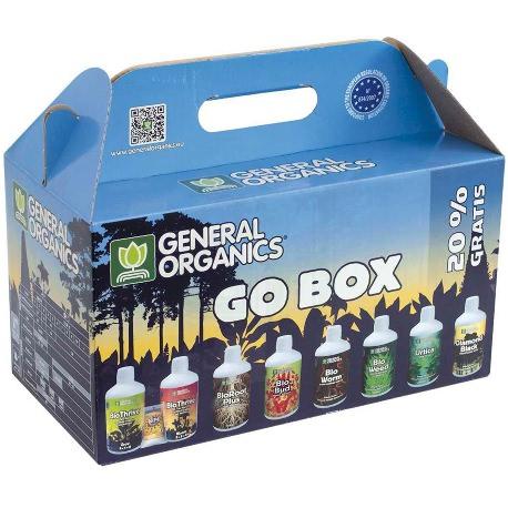 GHE GO Starterbox