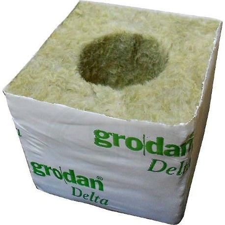 Grodan Delta Startwürfel (4cm 1 Stk.)