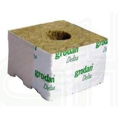 Grodan Delta Startwürfel (2.5cm Karton)